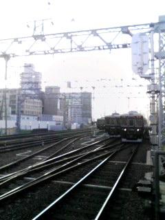 朝から電車写真(笑)