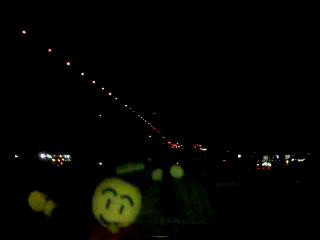 関門海峡渡るで〜