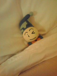 う〜めっさ眠い…