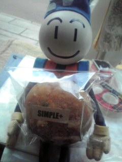 五六市で朝ごパンです(笑)