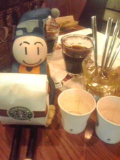 コーヒーセミナー受けてました!