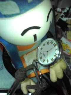 弐代目な時計。