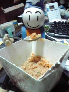 麺じゃなく米。