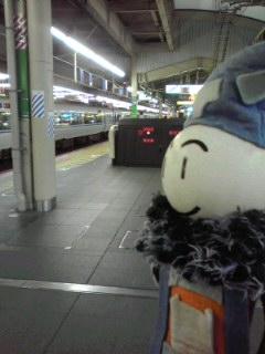 電車待ち〜